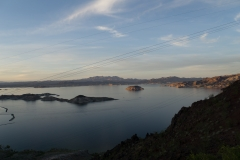 Sundowner at Hoover Dam