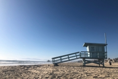 Lifeguard Watch Tower