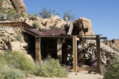 Another mine in the Joshua Tree