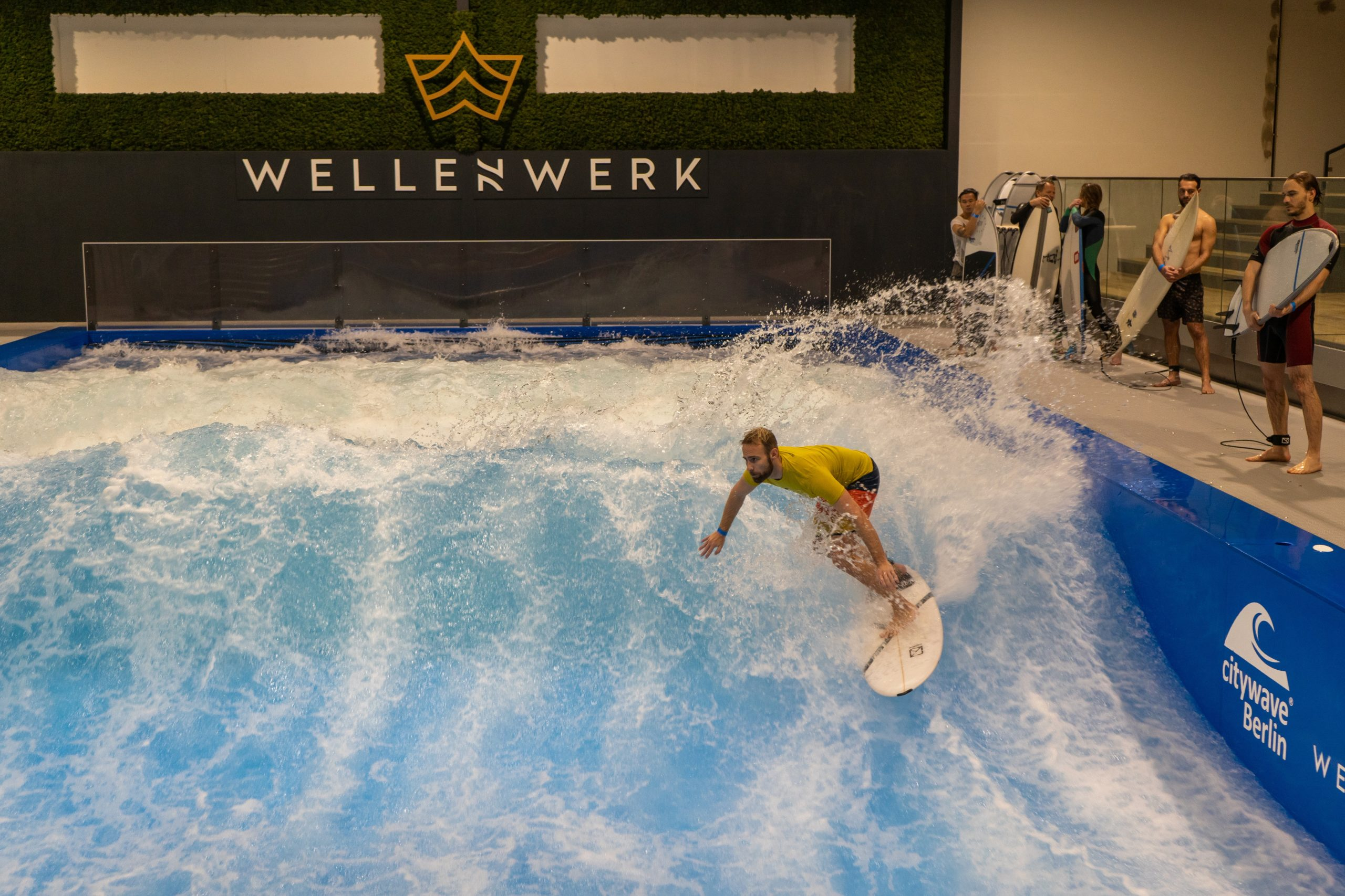 Surfing Wellenwerk